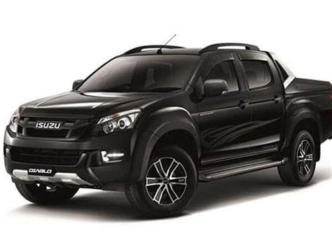 2019 Isuzu Dmax Review, Price, Specs, Release  Cars News