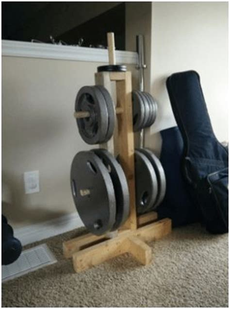 build  diy weight tree    diy active  home gym diy gym equipment diy home gym