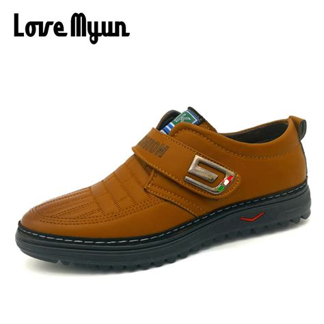 Clearance Sale Brand New Spring Mens Leather Shoes