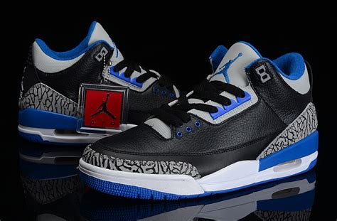 air jordan  retro sport blue blacksport blue wolf grey