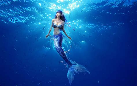 Beautiful Mermaids Animated Wallpaper - mermaid background 183 free stunning hd