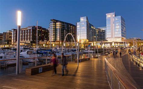wharf washington places dc travel waterfront travelandleisure scott leisure suchman building development hotel creative
