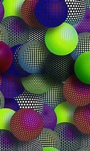 3D Phone Wallpaper 002 - [1080x2340]