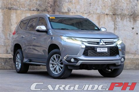 Mitsubishi Montero Philippines by Montero Sports Car Review Philippines