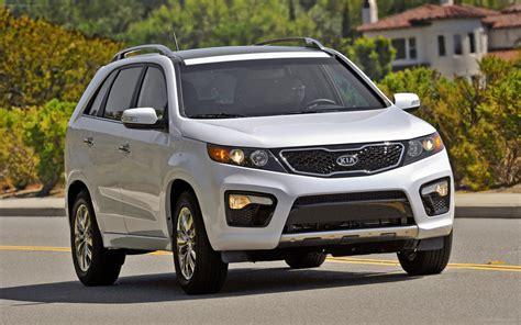 kia sorento widescreen exotic car photo