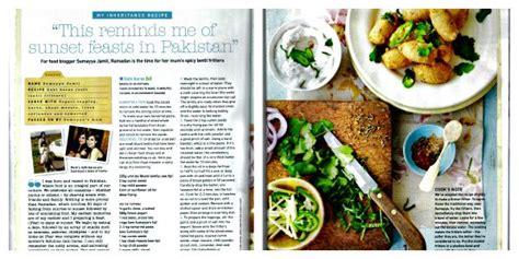 magazine articles  indian cuisine    turn