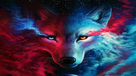Blue Cool Wolf Wallpaper by Blue Wolf Wallpapers Top Free Blue Wolf
