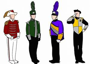 Harry Potter Marching Band Uniforms by Bandling45 on ...