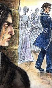 Fan Arts - Severus Snape & Lily Evans Fan Art (17924849 ...