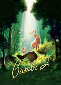 Walt Disney Bambi Characters