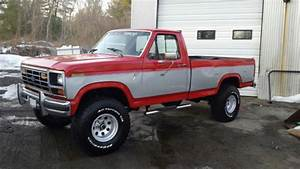 1985 Ford F