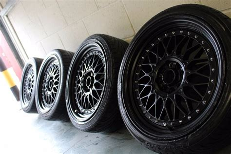 lenso bsx 4x100 lenso bsx bbs 17 quot 4x100 4x108 alloy wheels tyres vauxhall ford honda toyota mg rrp 163 600 in