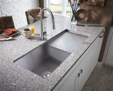 Kitchen Sinks : The Best Kitchen Sink Deals And Faucet Buying Guide
