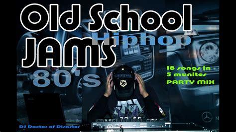 dj mix jams dod hiphop