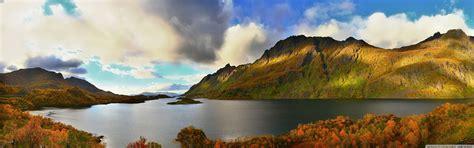 panoramic landscape  hd desktop wallpaper   ultra