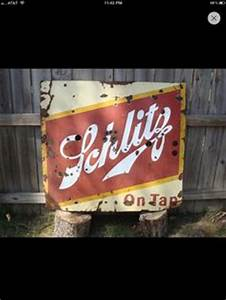 1000 images about Vintage Beer Signs on Pinterest