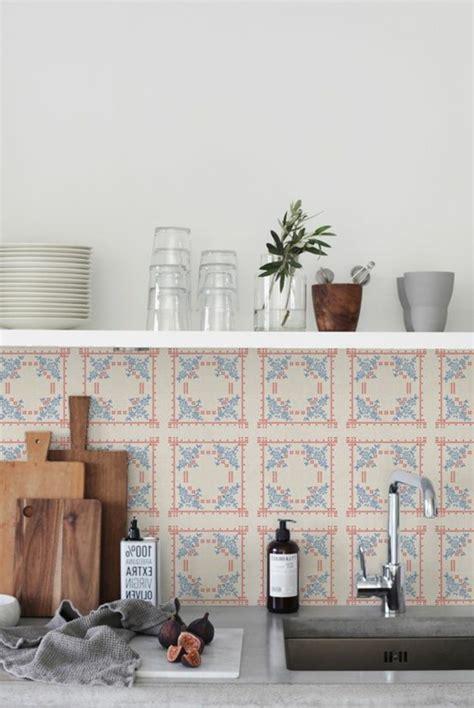 comment decorer ma cuisine le carrelage mural en 50 variantes pour vos murs