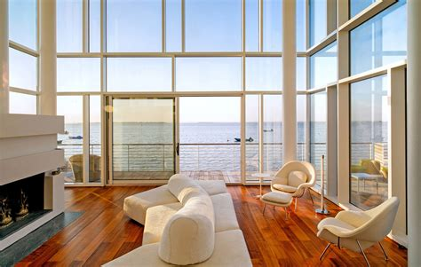fire island house  richard meier