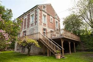 Extension Maison Ancienne : extension vitree maison ancienne 7 wooden deck terrasse ~ Louise-bijoux.com Idées de Décoration