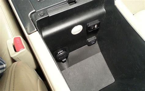 aux input jack  ipod audio cable acurazine acura