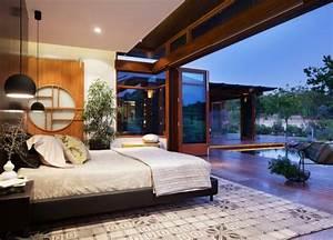 Chambre Ambiance Zen : chambre d co zen 50 id es pour une ambiance relax ~ Zukunftsfamilie.com Idées de Décoration