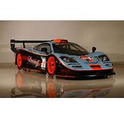 Gulf McLaren F1 GTR Longtail To Be Auctioned – The