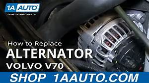 How To Install Replace Alternator 1999