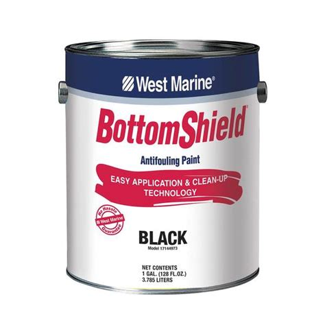 Aluminium Boat Antifouling Paint by West Marine Bottomshield Antifouling Paint West Marine