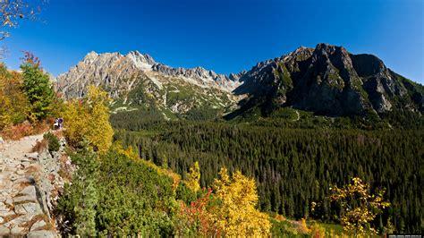 vysoke tatry slovakia autumn
