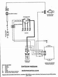 Diagrama De Encendido Electronico Nissan