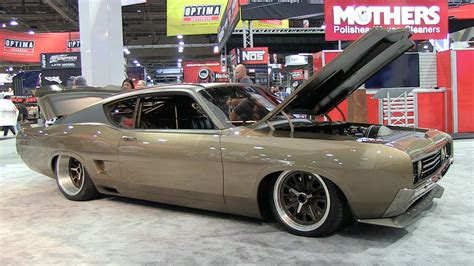 1969 Ford Torino Talladega Gpt Special From Rad Rods By