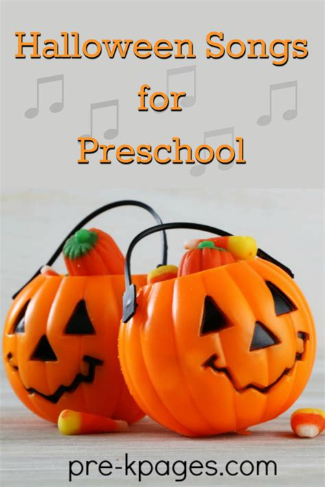 halloween preschool songs songs for preschool pre k pages 708