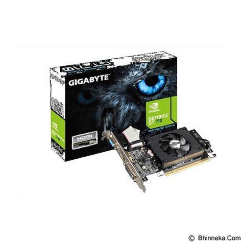 vga card nvidia komputer jual gigabyte geforce 700 series gv n710d3 2gl merchant
