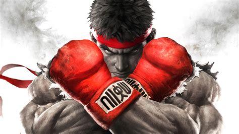 street fighter ryu wallpaper widescreen gamers wallpaper