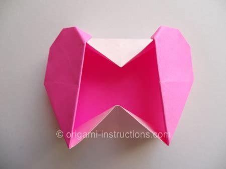 Origami Heart Box Ivoiregion