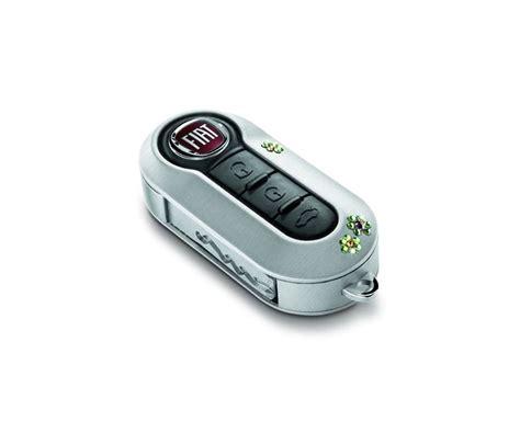 Fiat Key Covers by Fiat Genuine Official 500 Key Fob Cover Swarovski
