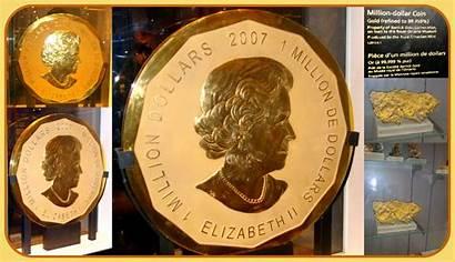 Million Dollar Coin Rom Gold Revealed Toronto