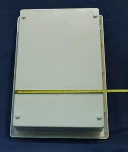 Recessed Electrical Meter Box