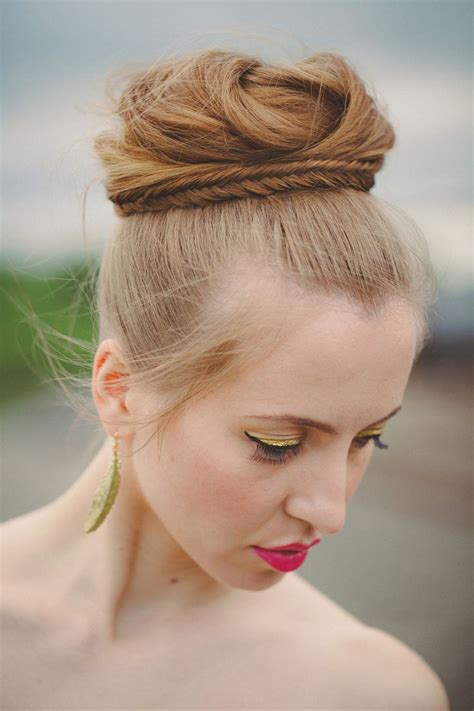 images  hair styles high updos  pinterest