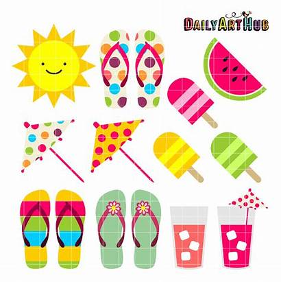 Clipart Clip Daily Cliparts Accesories Hub Sets