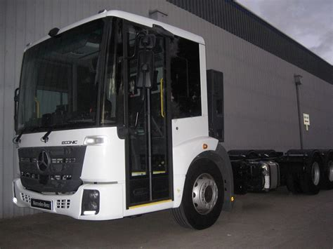 Here you'll find information on our buses and further services. 2020 MERCEDES-BENZ ECONIC 2630 6X4 for sale