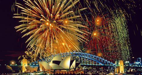 celebrating  years eve australian style xen life