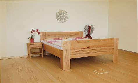 Massiv Holz Bett Von Der Schreinerei Loferer In