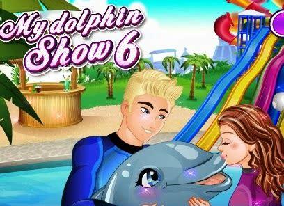 dolphin show  ops kizi games