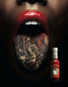 Tongue Tattoo