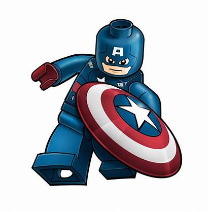 Lego Marvel Clipart Character Avengers Clipground Thor