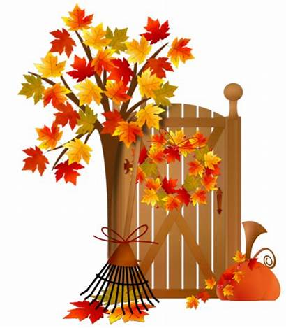 Fall Clip Autumn Clipart Scenery Harvest Fun