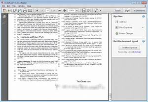 adobe reader now lets you sign your pdf documents easily With sign documents pdf adobe