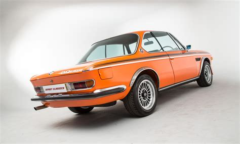 1972 Classic Bmw 3.0csl Up For Sale For A Reasonable Price
