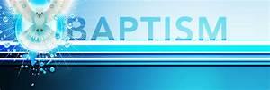 Sacrament of Baptism   St. John the Baptist